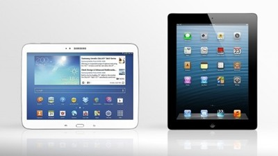 iPad 4 Vs Samsung Galaxy Tab 3
