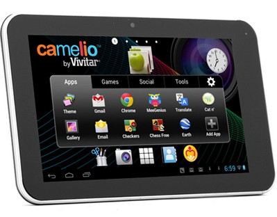 Vivitar's New Camelio TV Turns Any HDTV into an Android Tablet