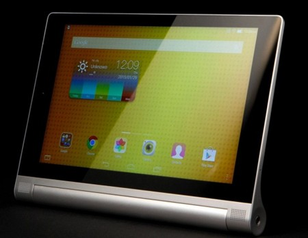Lenovo's Yoga Tablet 2