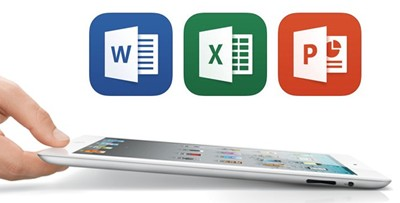 Microsoft office for apple ios devices