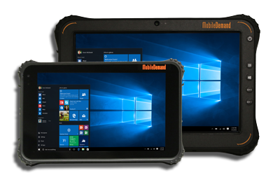 MobileDemand Reveals Two New Rugged Tablets