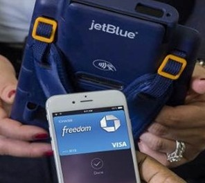 Jet Blue Apple iPay