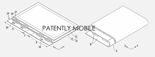 Samsung Wins a Patent for Foldable TV andor Tablet