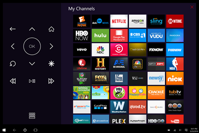 Roku app available now for windows 10 laptops and tablets