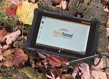 Mobile Demand t8650 rugged Tablet