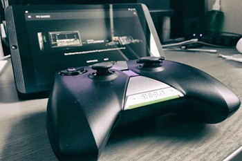 Nvidia's Shield tablet K1 Tablet