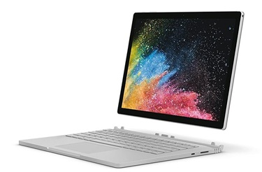 Microsoft Surface Book 2 detached