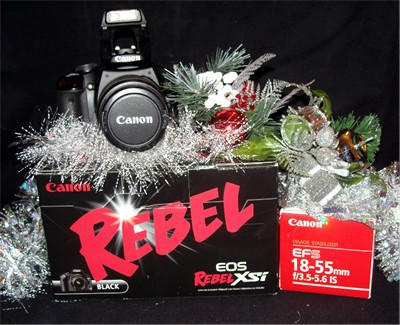 Canon Rebel XSi