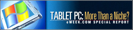 Tablet PC report