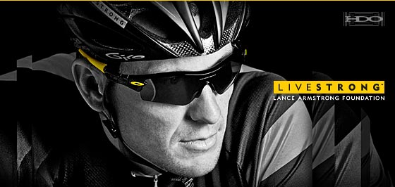 Oakley Lance Armstrong Limited Edition Eyewear
