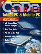 Code Mag - Tablet PC edition