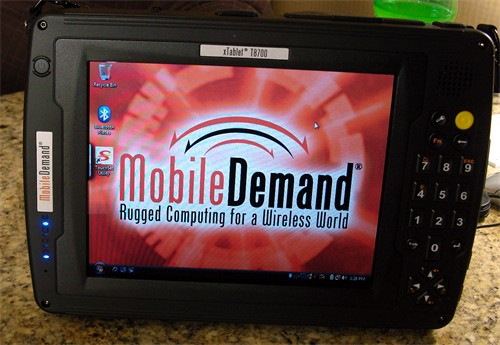 Mobile Demand Tablet PC