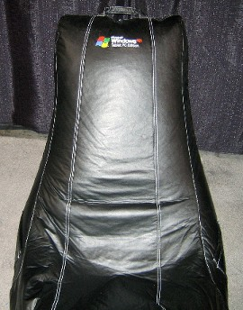 Tablet PC chair