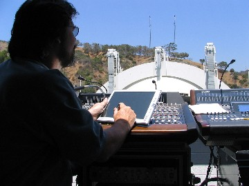 Motion Tablet PC Hollywood bowl