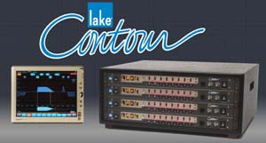 Lake Contour & Tablet PC