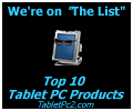 The List Top 10 Tablet PC Products