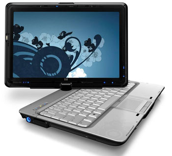 HP 2500 Tablet PC