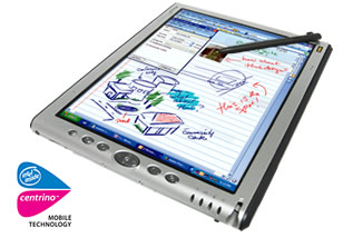 Motion Tablet PC