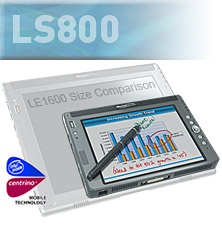 Motion LS 800 tablet pc