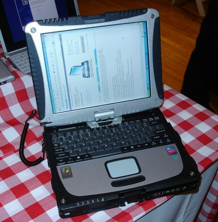 Toughbook Tablet PC