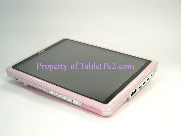 Pink Tablet PC